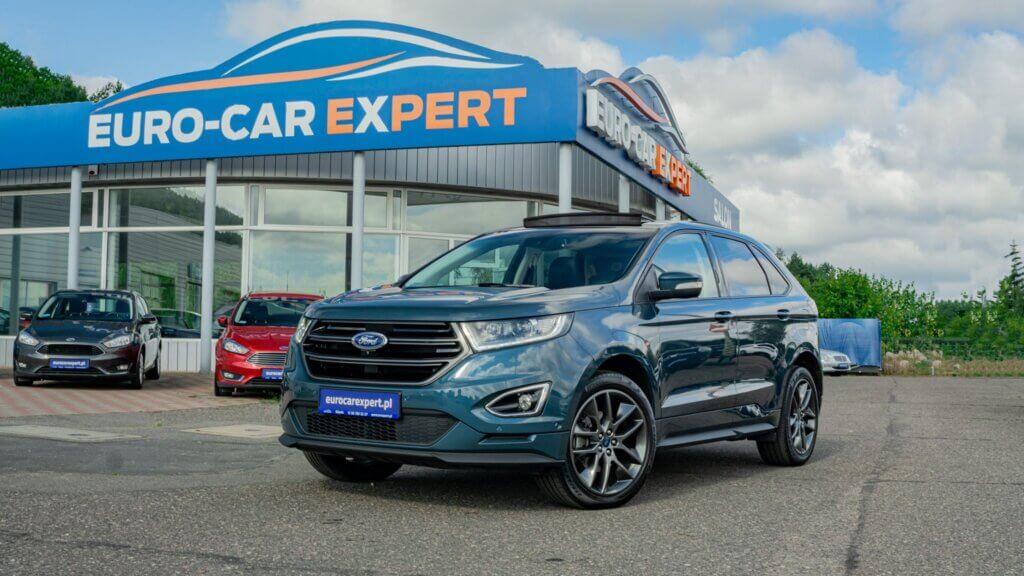 Ford Edge- zdjęcie 1- Euro-Car Expert