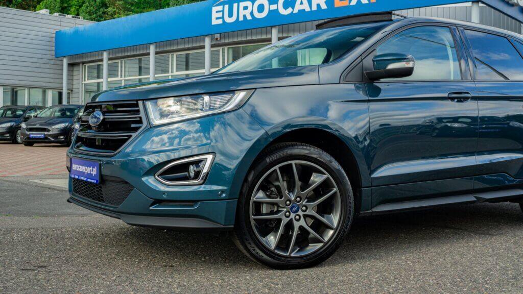 Ford Edge- zdjęcie 2- Euro-Car Expert