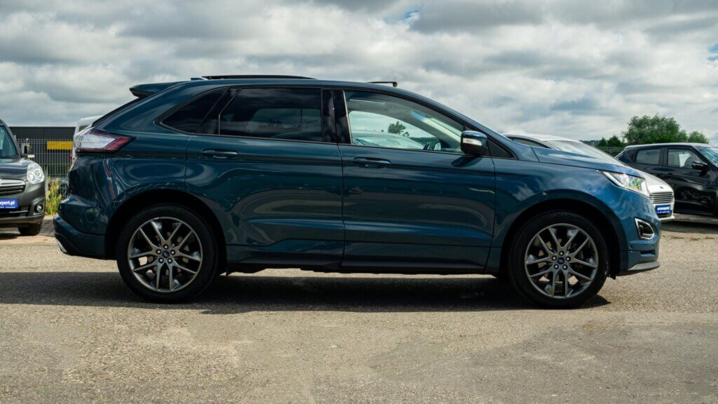Ford Edge- zdjęcie 3- Euro-Car Expert