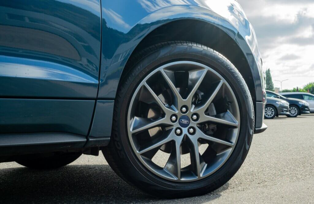 Ford Edge- zdjęcie 6- Euro-Car Expert