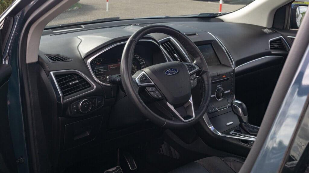 Ford Edge- zdjęcie 7- Euro-Car Expert