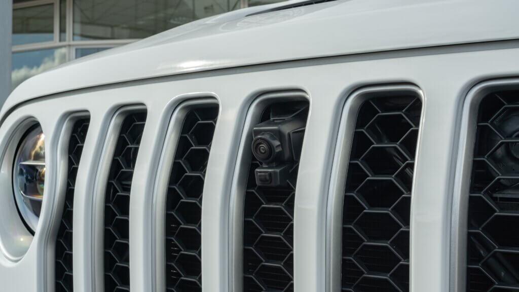 Kamera Przednia Jeep Gladiator