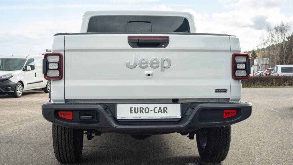 Tył Jeep Gladiator