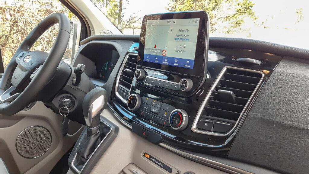 Ford Tourneo Custom - Wnętrze 1