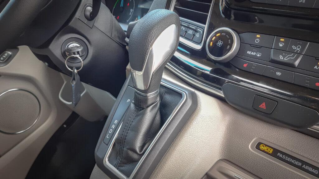 Ford Tourneo Custom - Skrzynia automatyczna