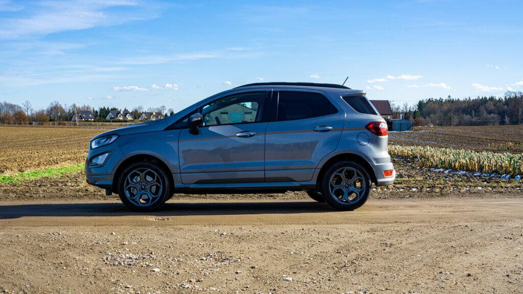 Linia Boczna Forda EcoSport