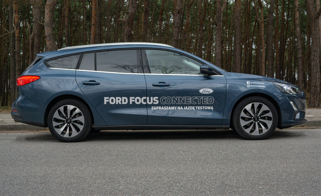 Linia boczna Forda Focus