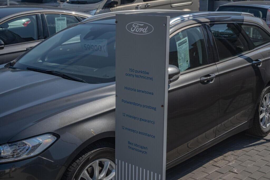 Cechy Programu Ford Używane