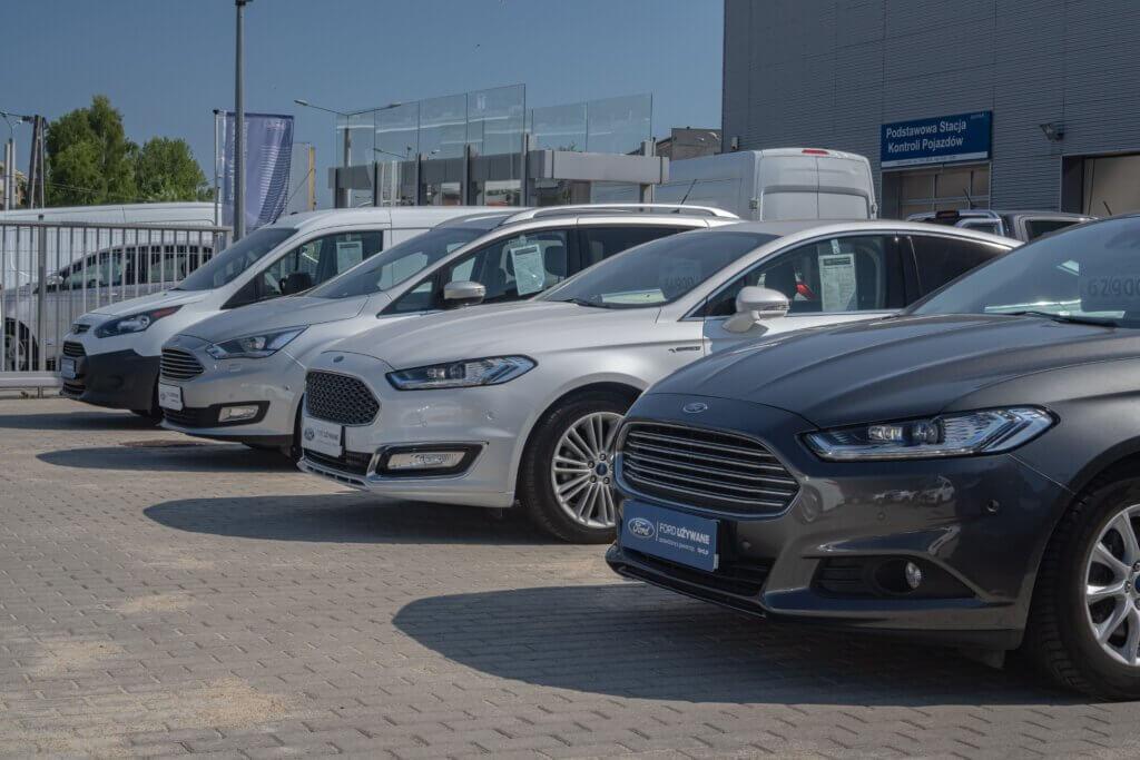 Samochody w Programie Ford Używane