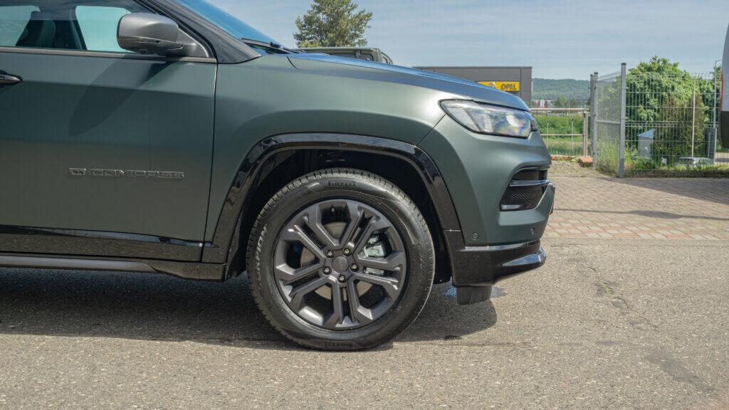 Przód Nowy Jeep Compass