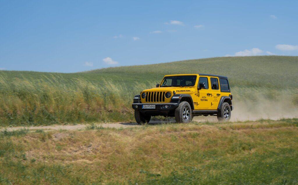 Jeep Wrangler Rubicon 2.0 272 KM