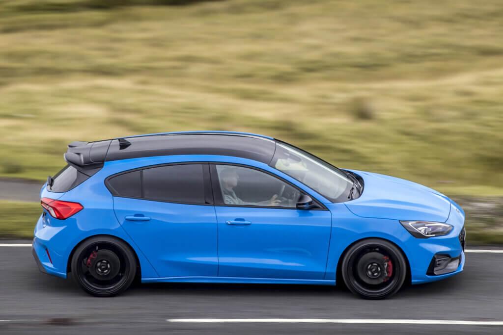 Ford Focus ST Edition- profil