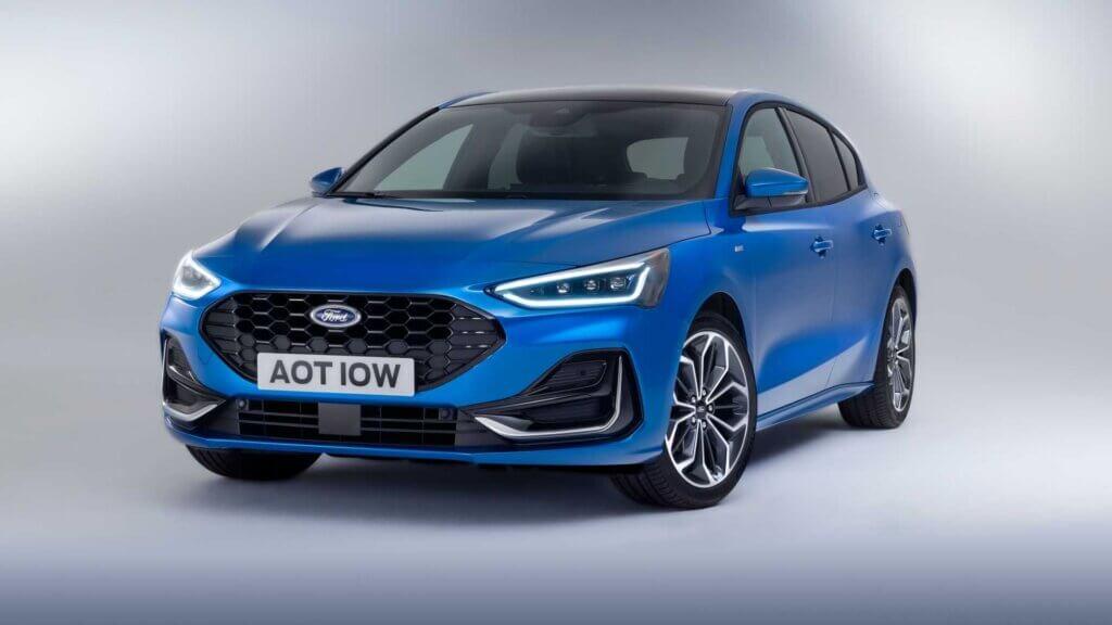 Ford Focus 2022 ST-Line