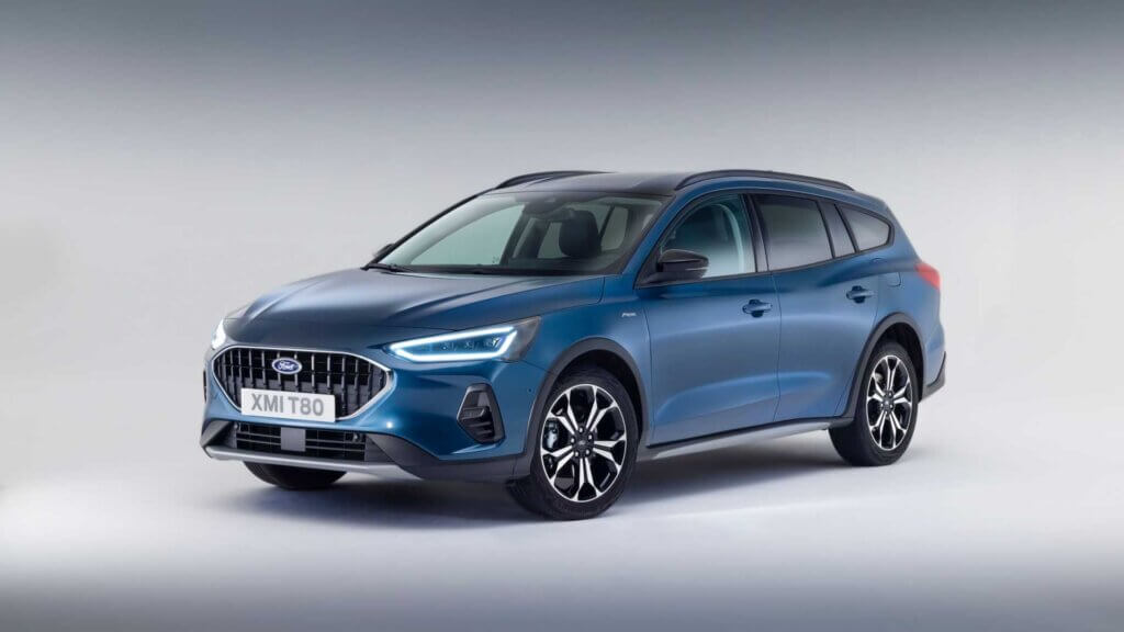 Ford Focus 2022 Active